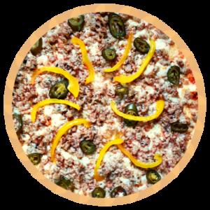 Kupātu pica